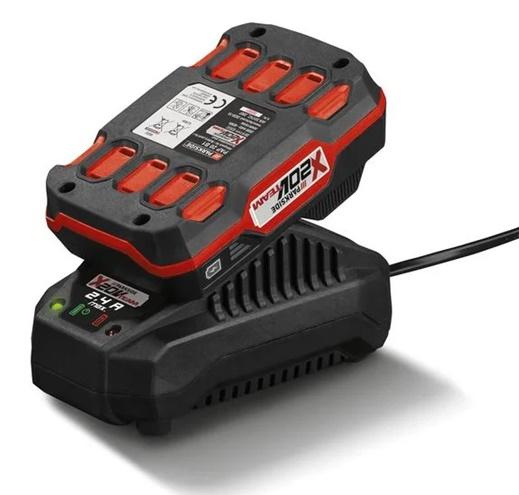 PARKSIDE akkumulátor és töltő PAP 20 B1 / PLG 20 A4